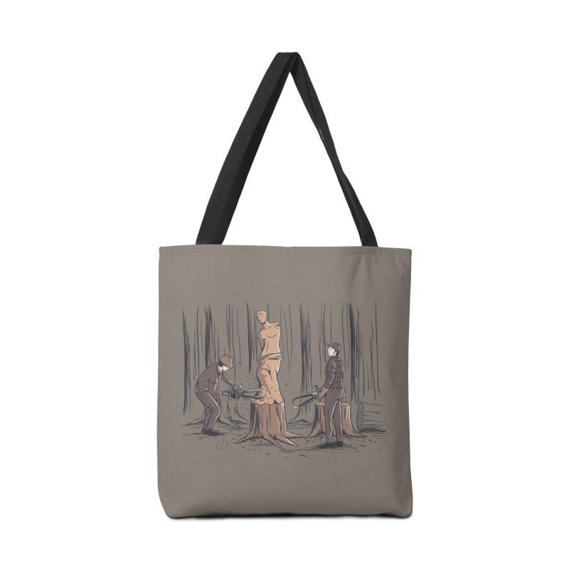 Masterpiece Accessories Tote Bag Bag by Flying Mouse365