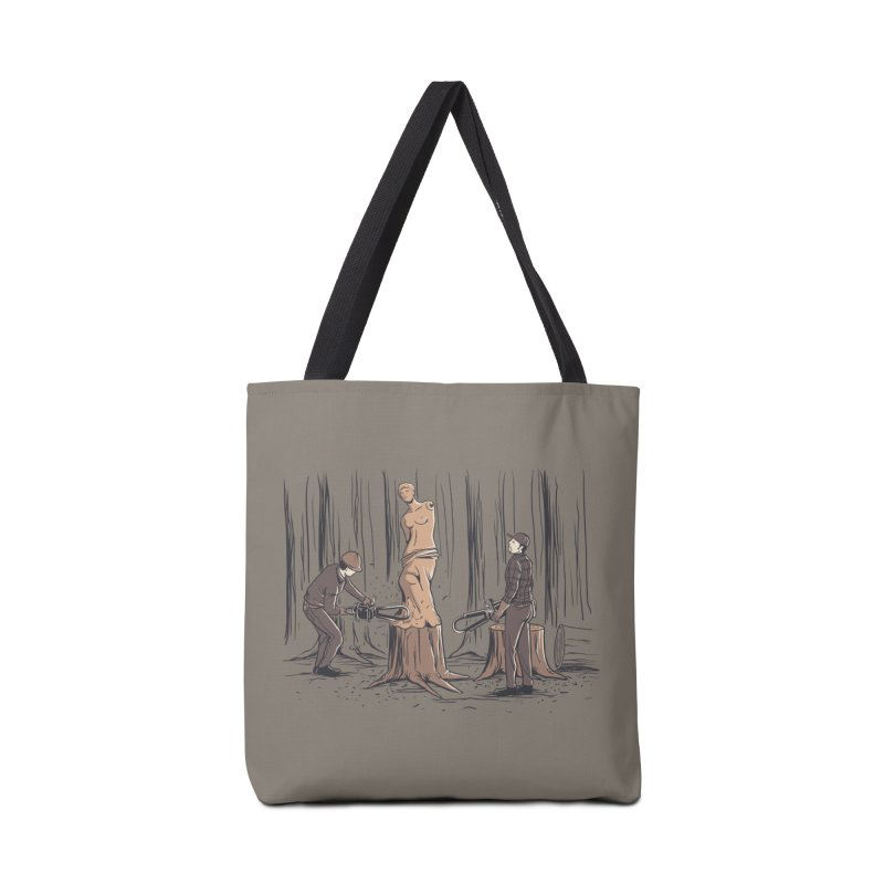 Masterpiece Accessories Bag by Flying Mouse365