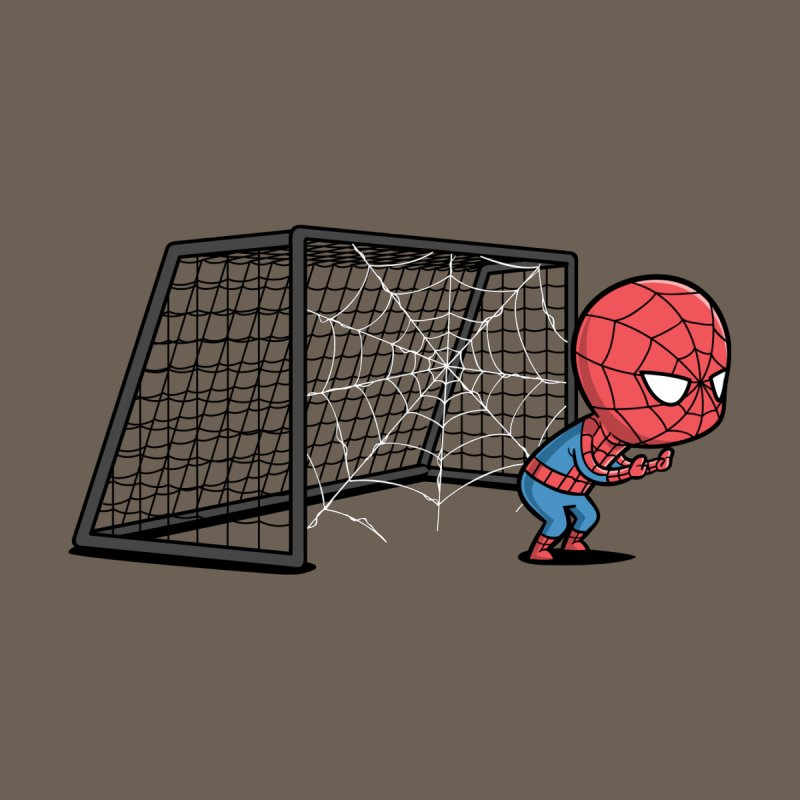 Sporty Spidey - Soccer by Flying Mouse365