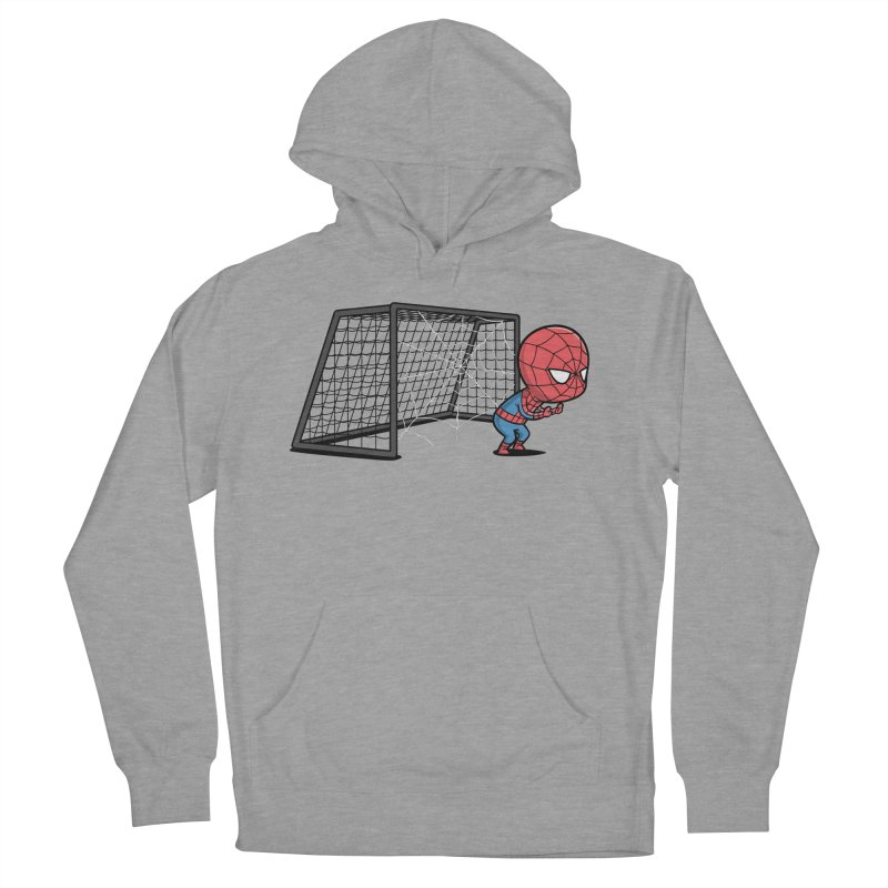 Sporty Buddy - Soccer Women's Pullover Hoody by Flying Mouse365