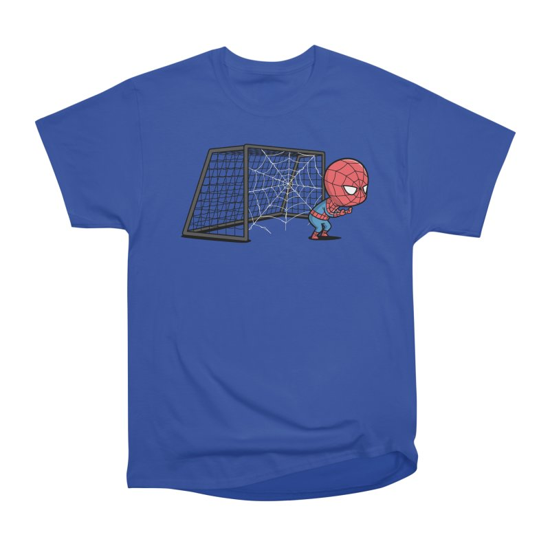 Sporty Buddy - Soccer Men's Classic T-Shirt by Flying Mouse365