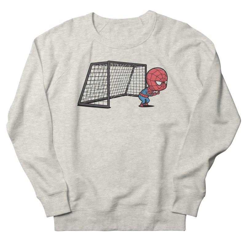 Sporty Buddy - Soccer Women's Sweatshirt by Flying Mouse365