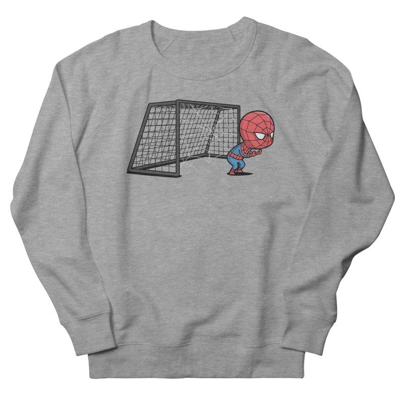 Sporty Buddy - Soccer Men's Sweatshirt by Flying Mouse365