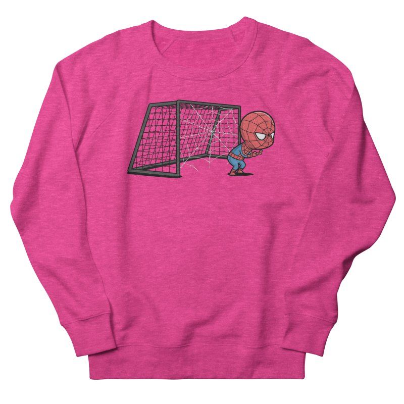 Sporty Buddy - Soccer Men's Sweatshirt by Flying Mouse365