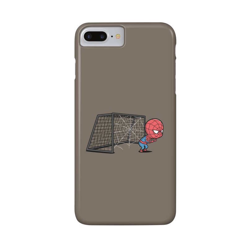 Sporty Spidey - Soccer Accessories Phone Case by Flying Mouse365