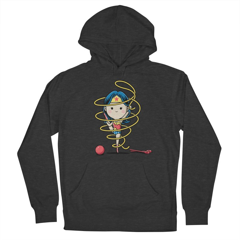 Spoty Buddy - Ribbon Women's Pullover Hoody by Flying Mouse365