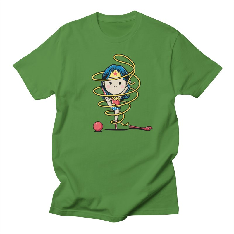 Spoty Buddy - Ribbon Women's Unisex T-Shirt by Flying Mouse365