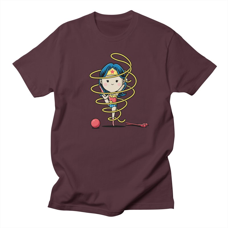 Spoty Buddy - Ribbon Men's T-shirt by Flying Mouse365