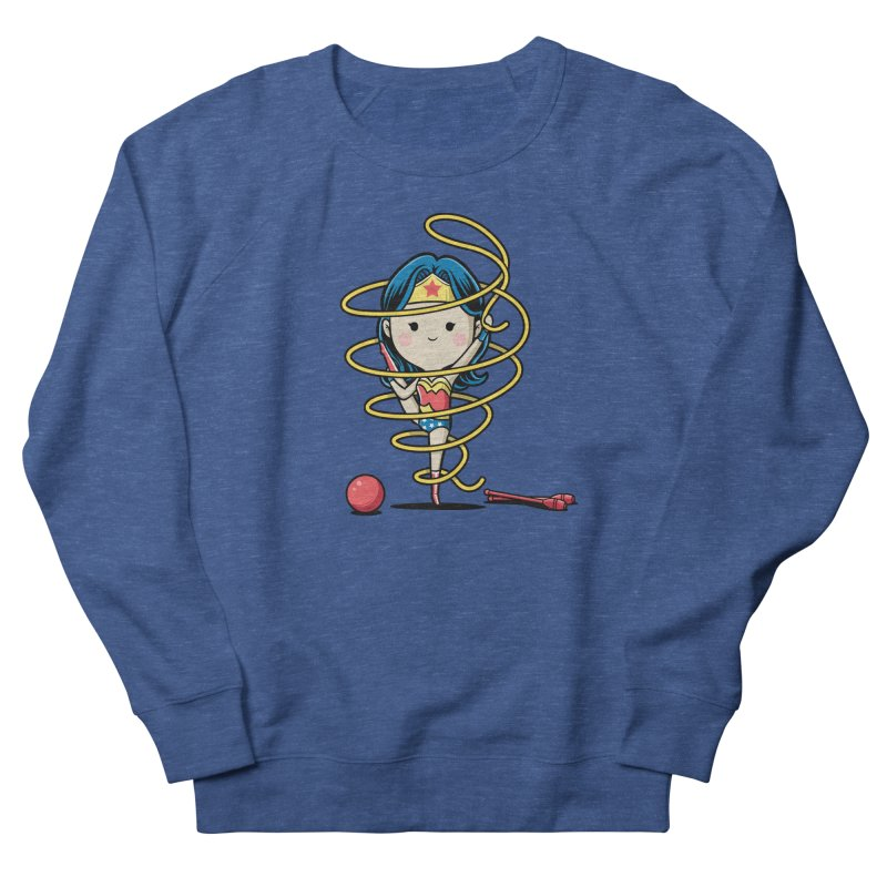 Spoty Buddy - Ribbon Men's Sweatshirt by Flying Mouse365