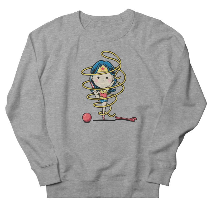 Spoty Buddy - Ribbon Men's Sweatshirt by Flying Mouse365