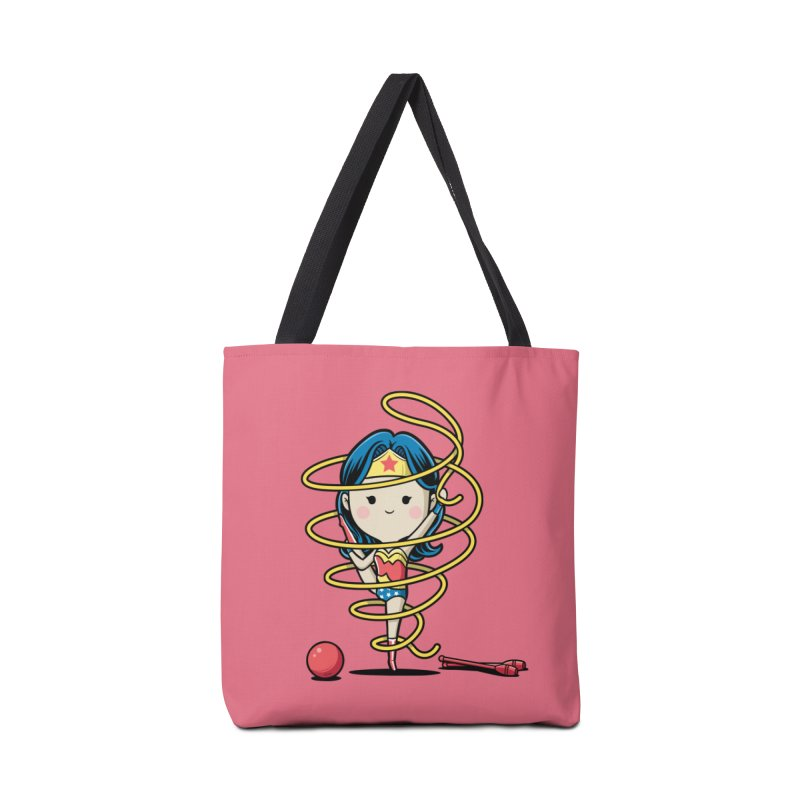 Spoty Buddy - Ribbon Accessories Bag by Flying Mouse365