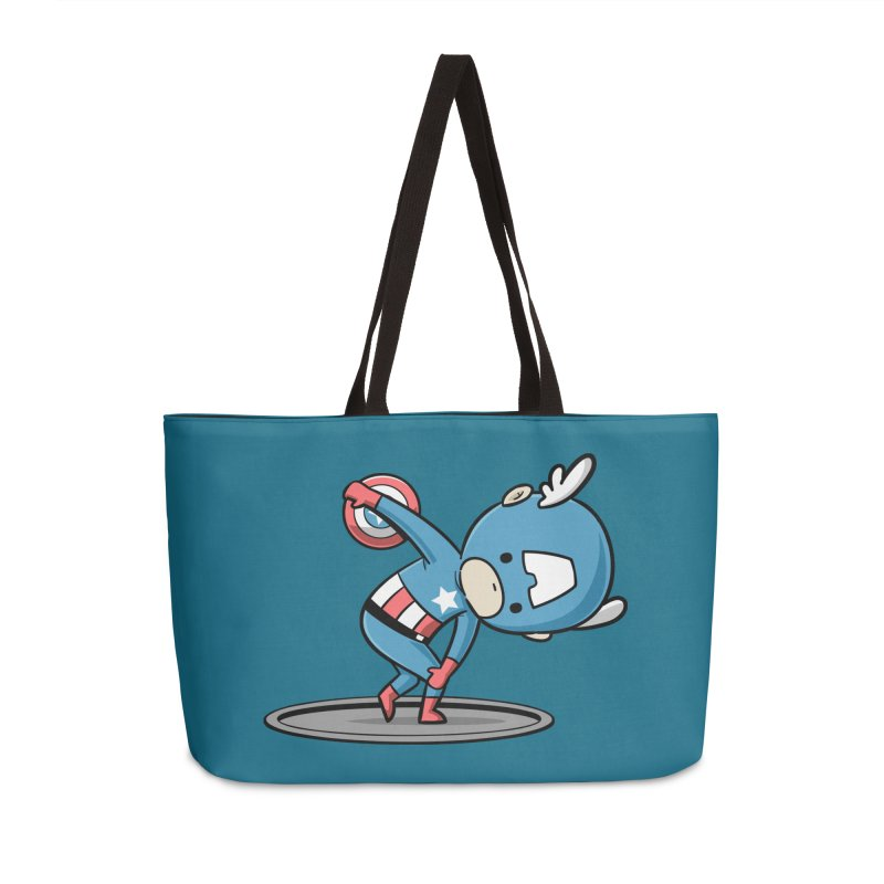 Sporty Buddy - Discus Throw Accessories Bag by Flying Mouse365