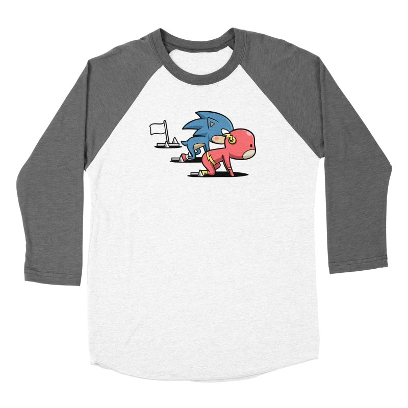 Sporty Buddy - Athletics Women's Longsleeve T-Shirt by Flying Mouse365