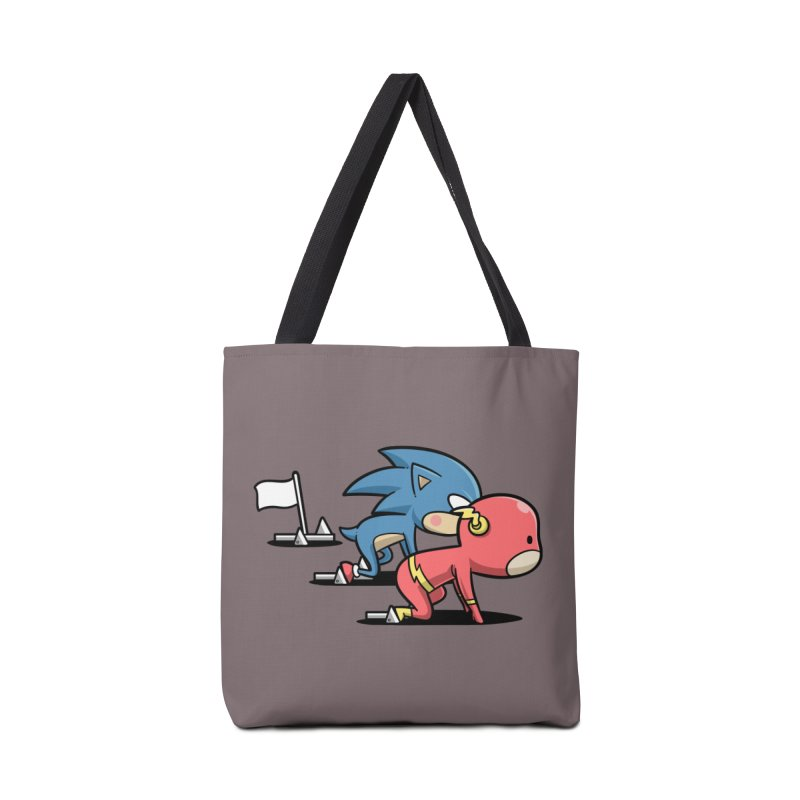 Sporty Buddy - Athletics Accessories Bag by Flying Mouse365