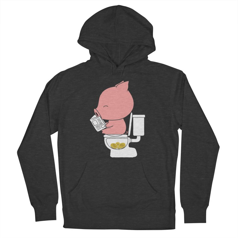 Cha Ching Men's Pullover Hoody by Flying Mouse365