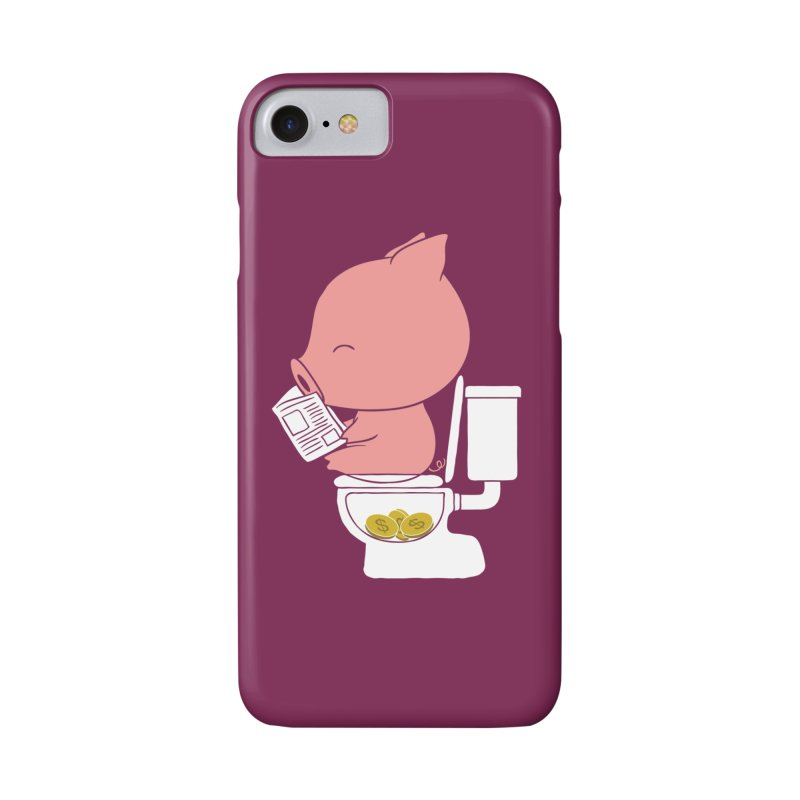 Cha Ching Accessories Phone Case by Flying Mouse365