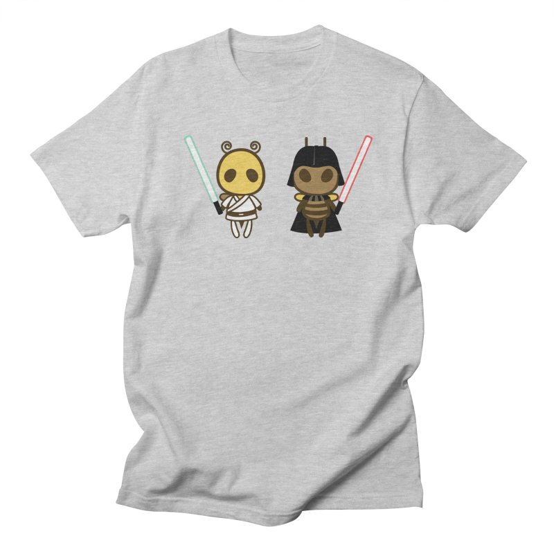 Bee Opposite - Good and Bad Women's T-Shirt by Flying Mouse365