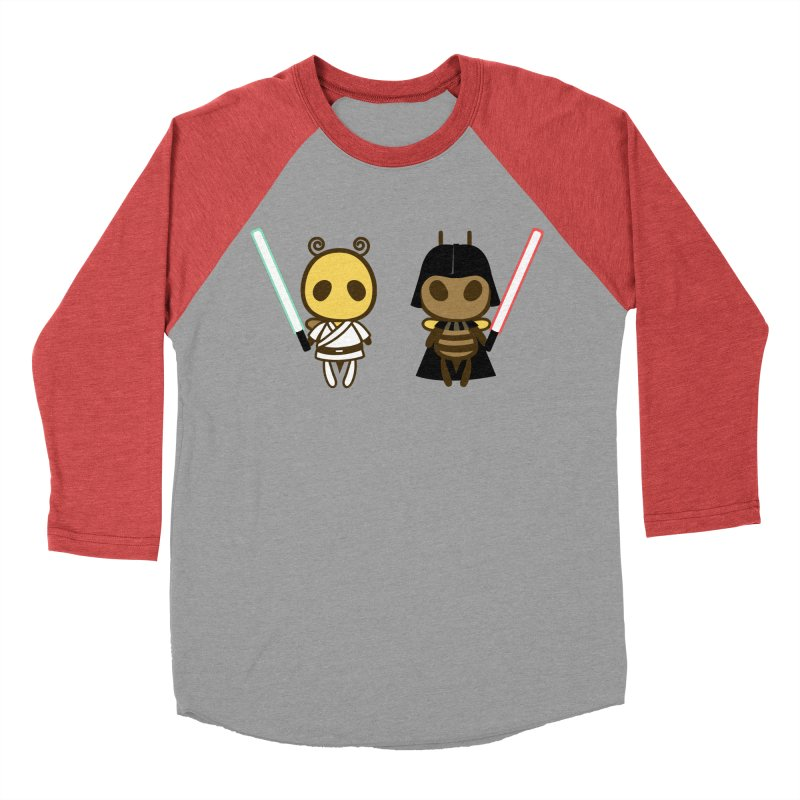 Bee Opposite - Good and Bad Men's Longsleeve T-Shirt by Flying Mouse365