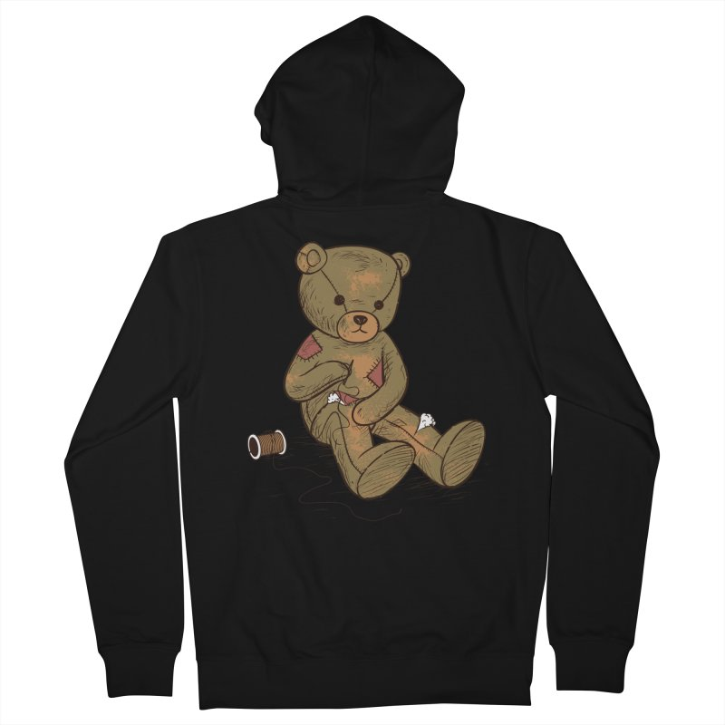 Independent Men's Zip-Up Hoody by Flying Mouse365