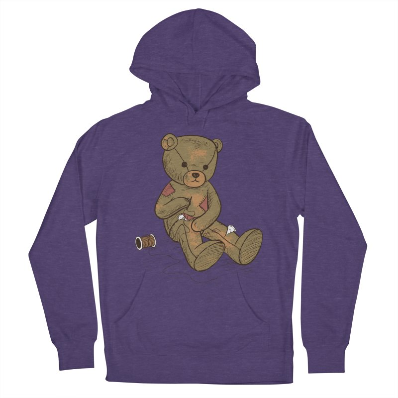 Independent Women's French Terry Pullover Hoody by Flying Mouse365