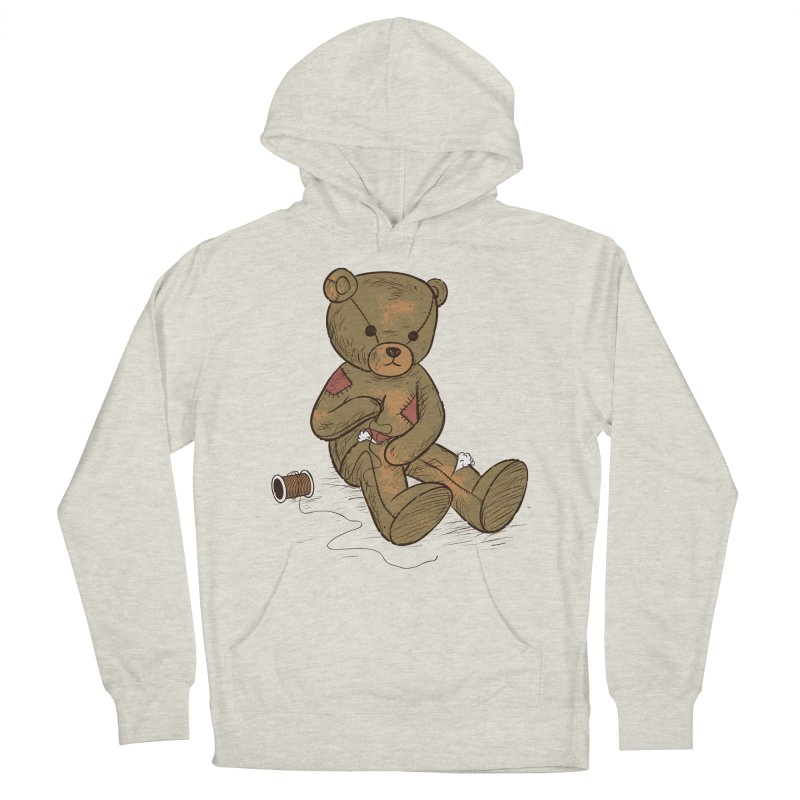 Independent Men's French Terry Pullover Hoody by Flying Mouse365