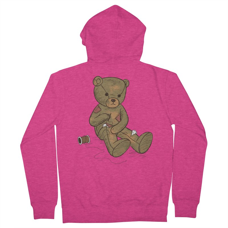 Independent Women's French Terry Zip-Up Hoody by Flying Mouse365