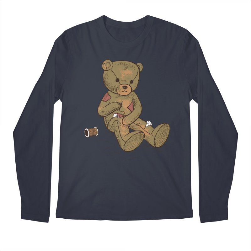 Independent Men's Regular Longsleeve T-Shirt by Flying Mouse365
