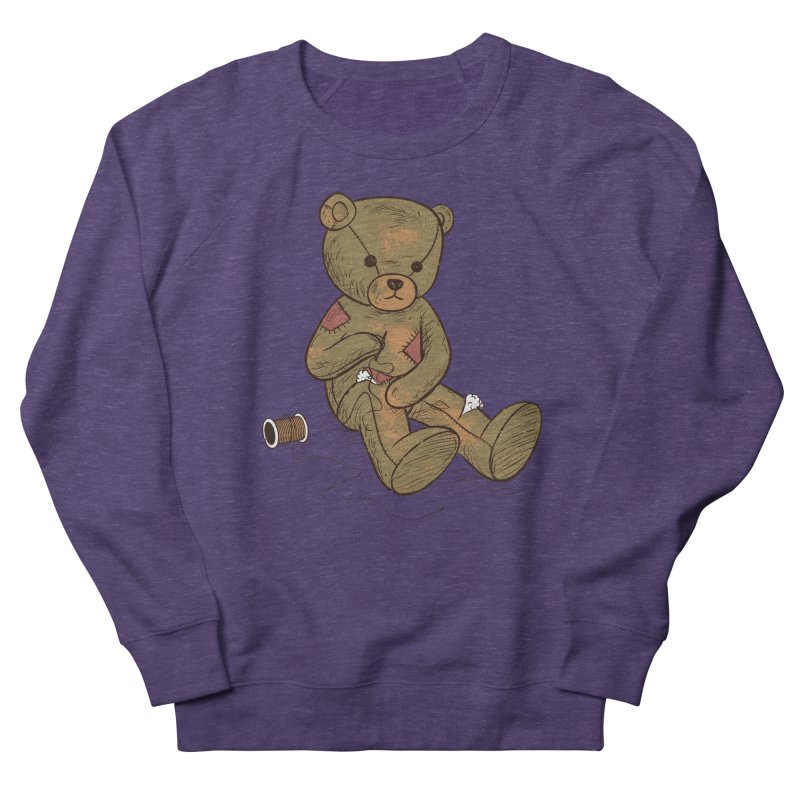 Independent Men's French Terry Sweatshirt by Flying Mouse365