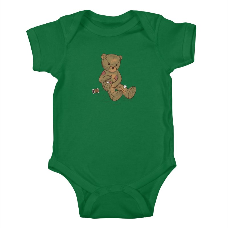 Independent Kids Baby Bodysuit by Flying Mouse365