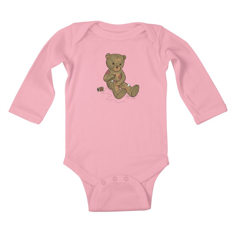 Independent Kids Baby Longsleeve Bodysuit by Flying Mouse365