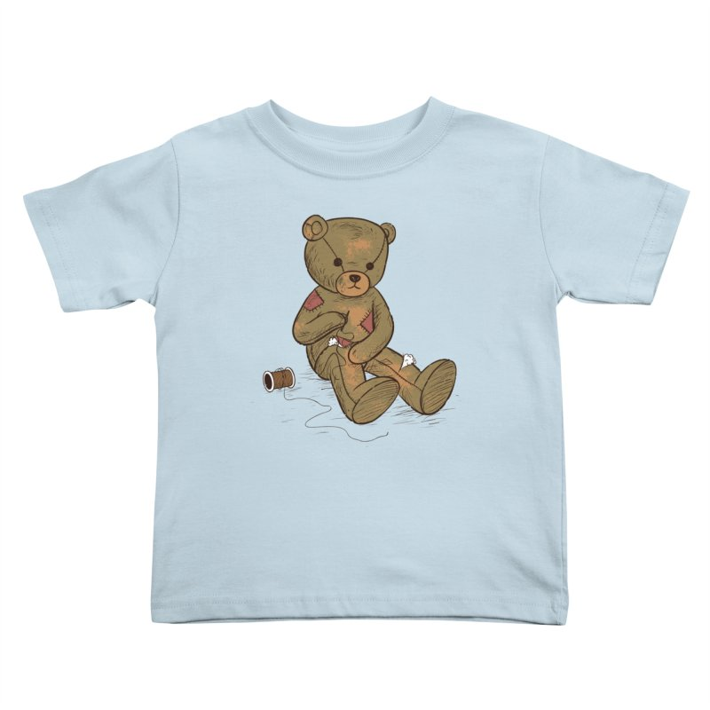 Independent Kids Toddler T-Shirt by Flying Mouse365