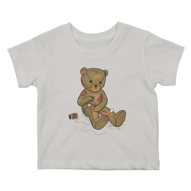 Independent Kids Baby T-Shirt by Flying Mouse365