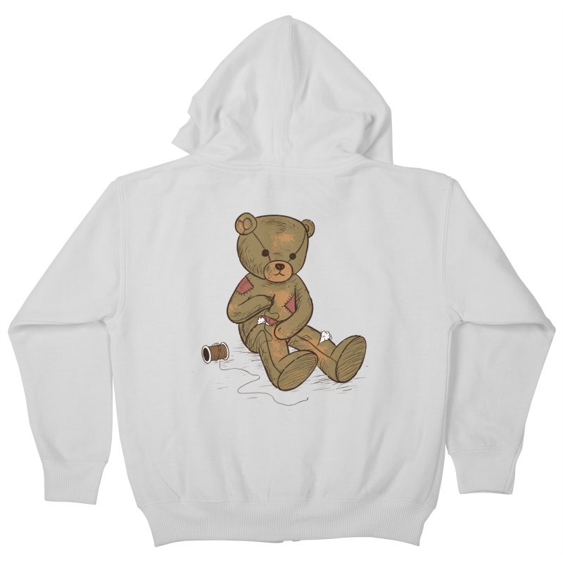 Independent Kids Zip-Up Hoody by Flying Mouse365