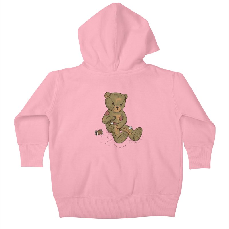 Independent Kids Baby Zip-Up Hoody by Flying Mouse365