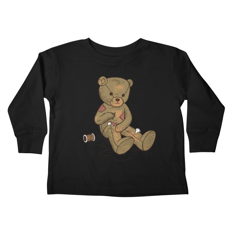 Independent Kids Toddler Longsleeve T-Shirt by Flying Mouse365