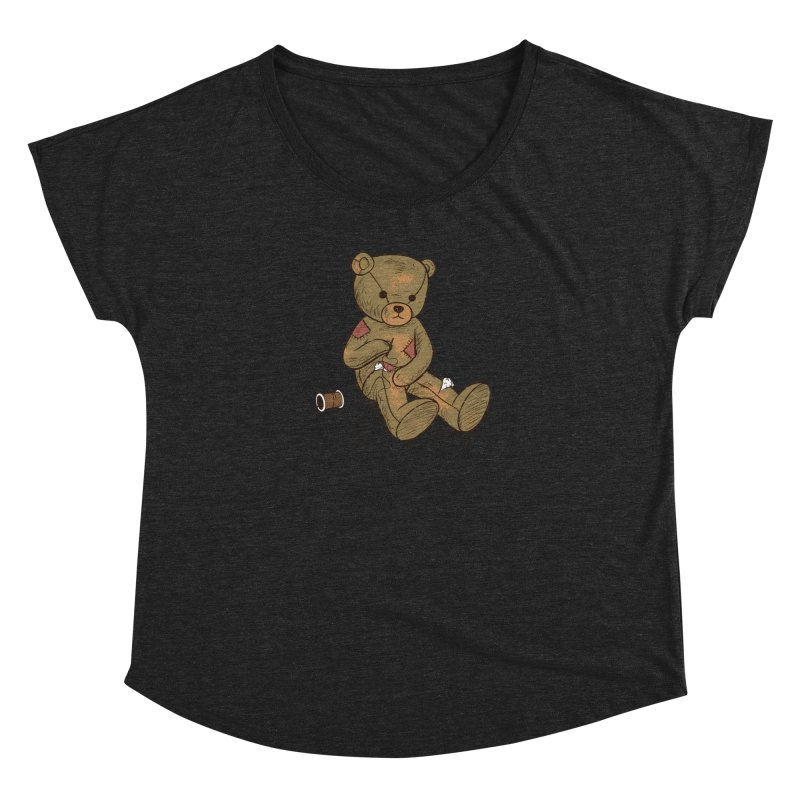 Independent Women's Scoop Neck by Flying Mouse365