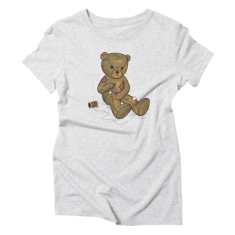 Independent Women's Triblend T-Shirt by Flying Mouse365