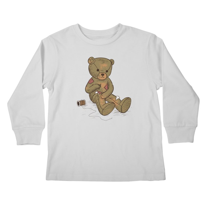 Independent Kids Longsleeve T-Shirt by Flying Mouse365