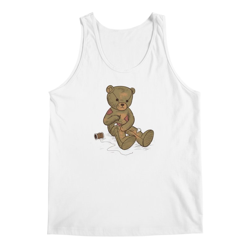 Independent Men's Regular Tank by Flying Mouse365