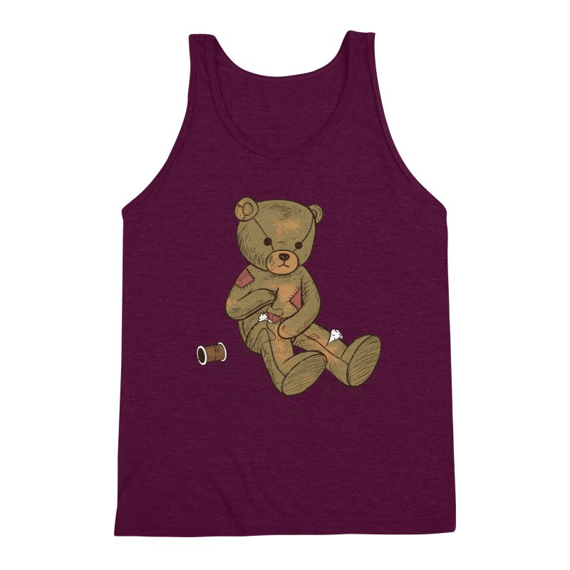 Independent Men's Triblend Tank by Flying Mouse365