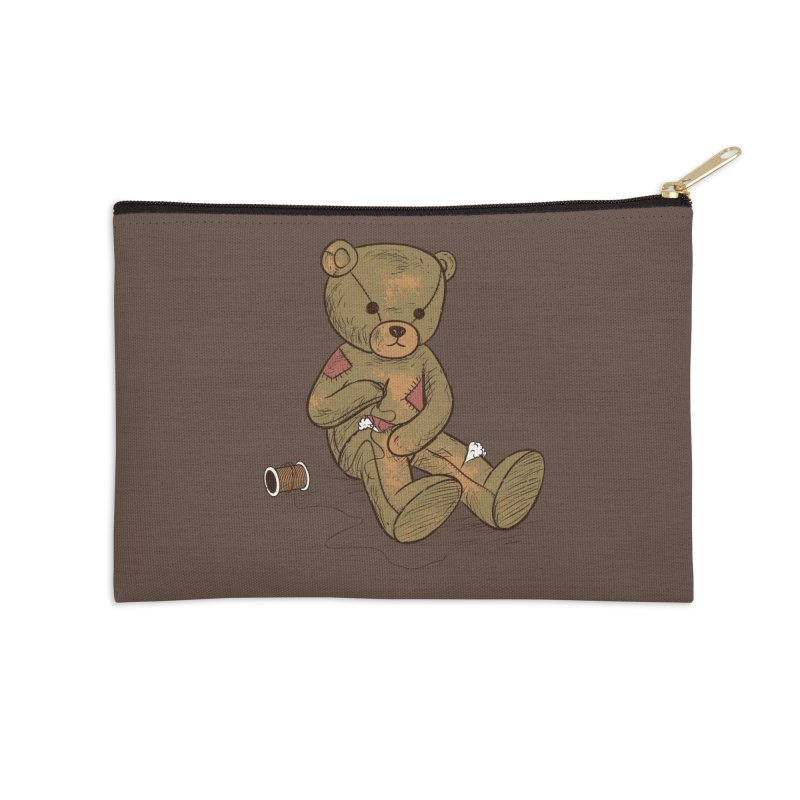 Independent Accessories Zip Pouch by Flying Mouse365