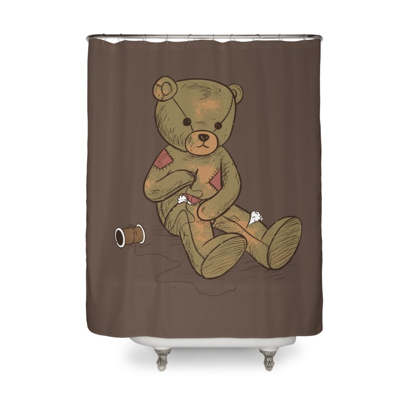 Independent Home Shower Curtain by Flying Mouse365