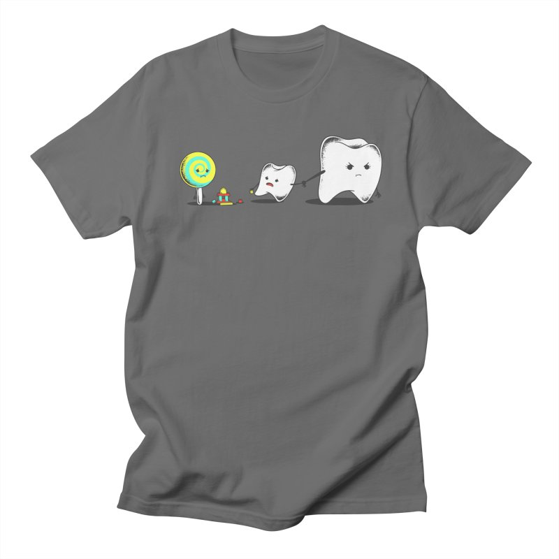 Bad Friend Men's T-Shirt by Flying Mouse365