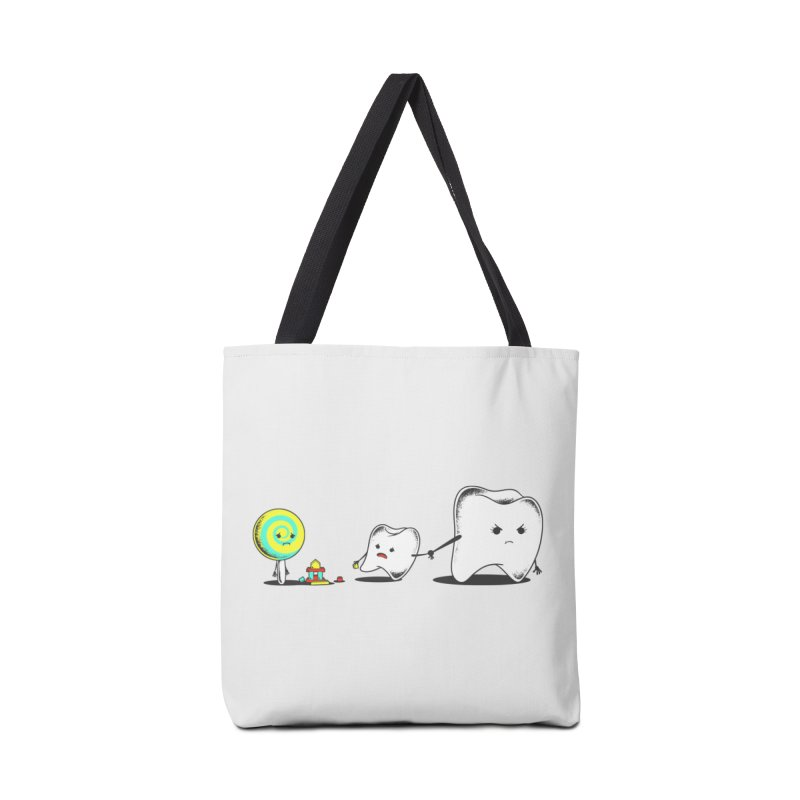 Bad Friend Accessories Bag by Flying Mouse365