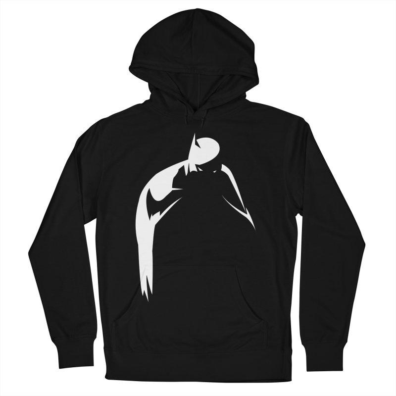 Bat Shadow Women's Pullover Hoody by Fly Nebula Store