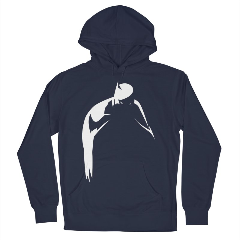 Bat Shadow Women's Pullover Hoody by Fly Nebula Store