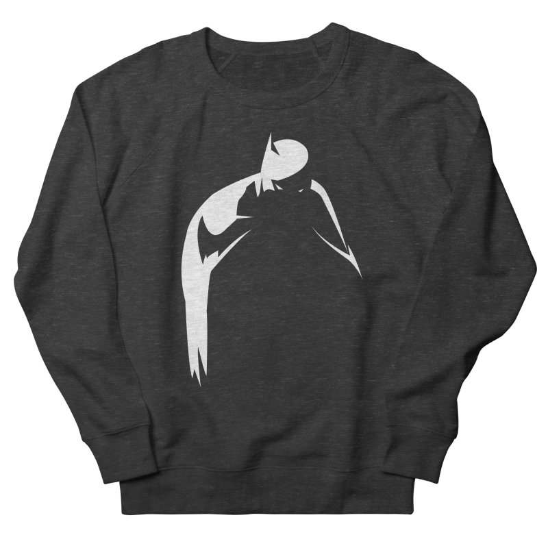 Bat Shadow Women's Sweatshirt by Fly Nebula Store