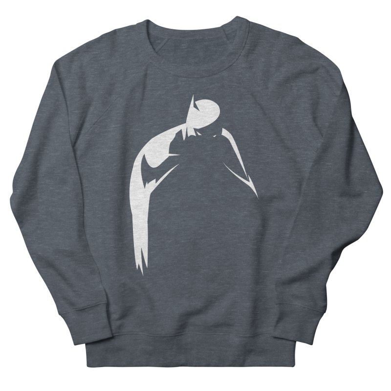 Bat Shadow Women's Sweatshirt by Fly Nebula Store