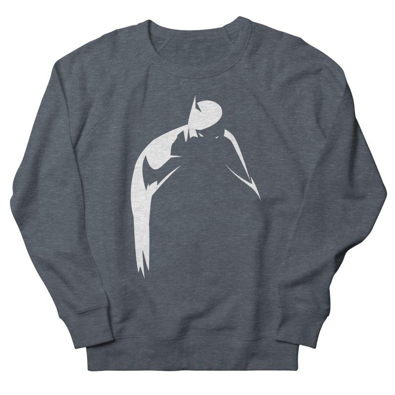 Bat Shadow Men's Sweatshirt by Fly Nebula Store