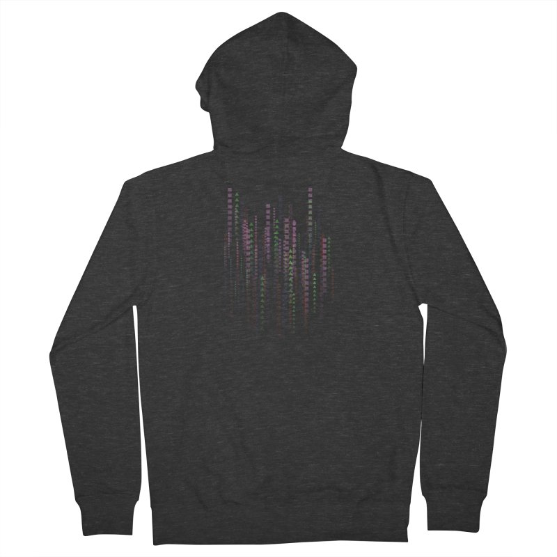 PSX Code Men's Zip-Up Hoody by Fly Nebula Store